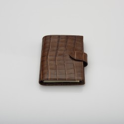 455 CROCO BROWN MAT