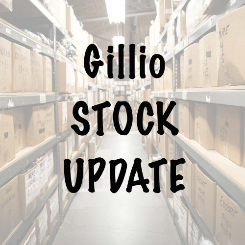 Stock update! ::: June 14th 2016