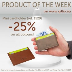 1529 Mini Card Holder