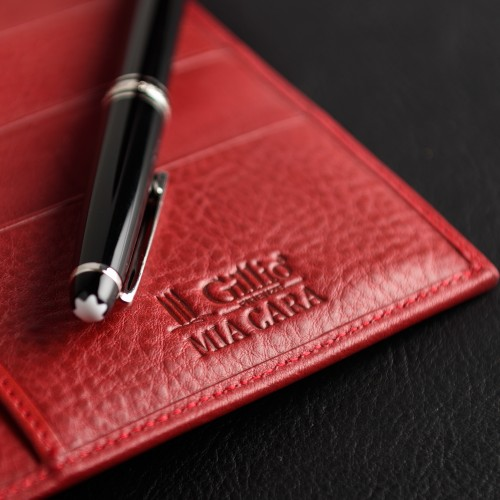 Unique one-time offer: Gillio Mia Cara with Montblanc Meisterstuck!