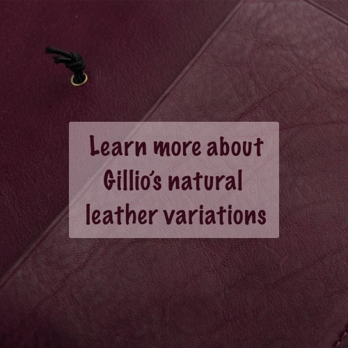 Did you know? ::: Natural leather variations