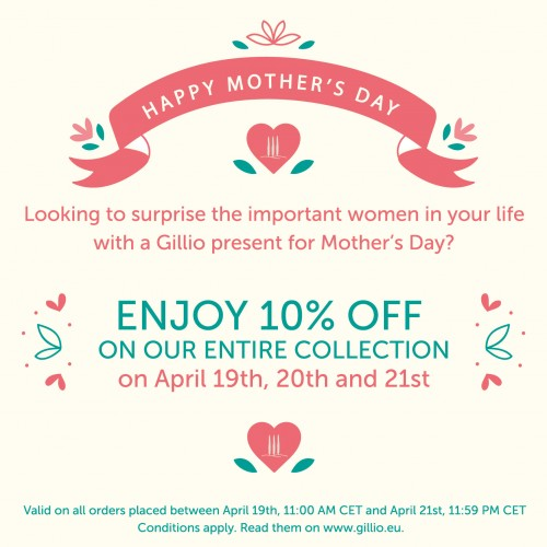 Celebrate Mothers Day - or spoil yourself!