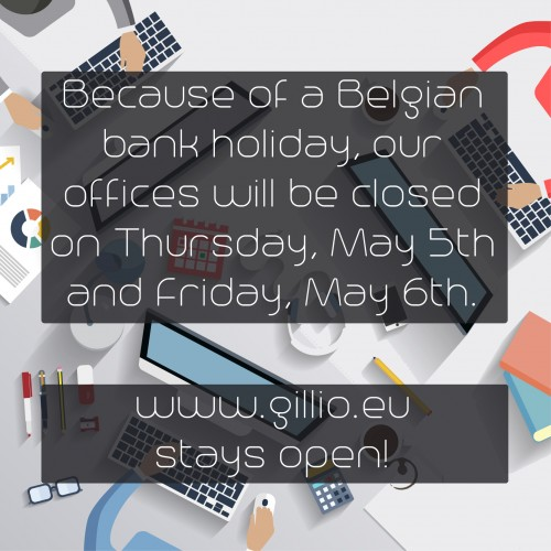Offices closed on May 5th and 6th