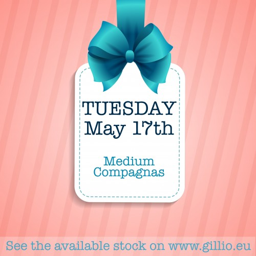 May 17th Medium Compagnas