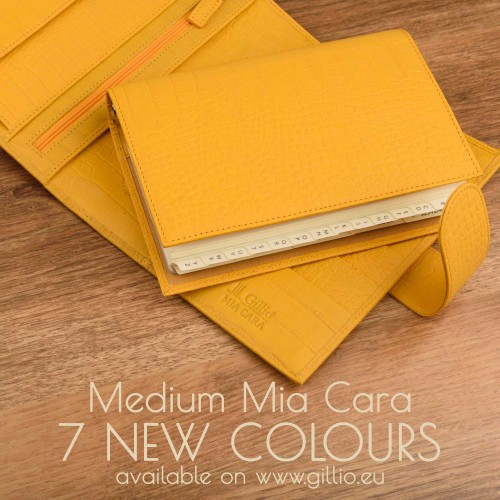 New colours in our Medium Mia Caras!