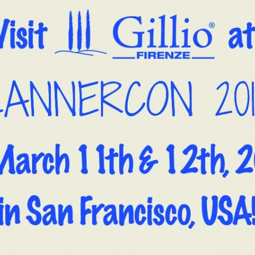 Gillio is coming to the USA!