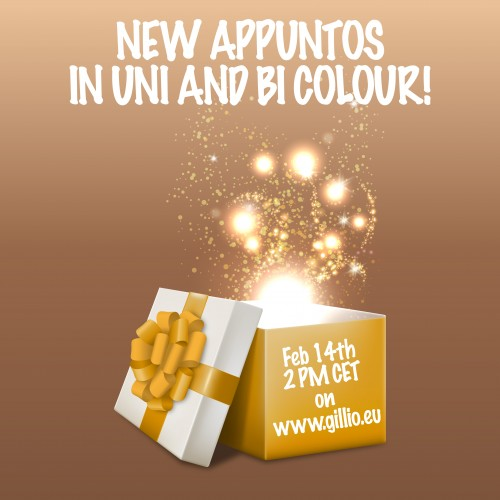 Tuesday Surprise nr. 3: NEW Appuntos!