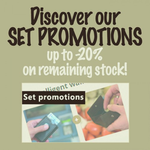 Special set discounts: free pen pouch, 20% off and more!
