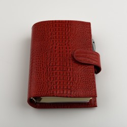 834 - CROCO EYE RED