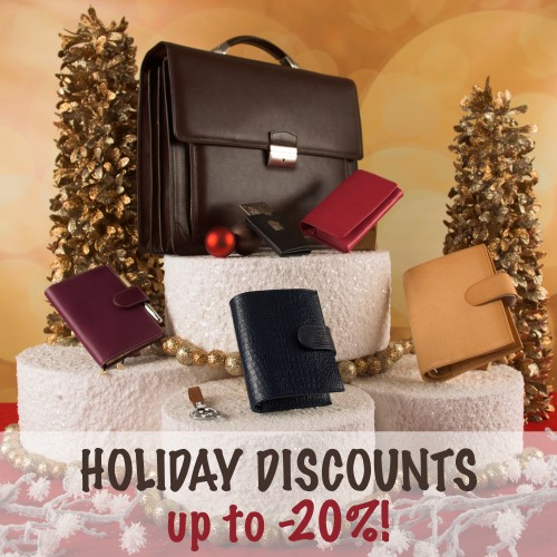 Ho-ho-holiday discounts - 2017!
