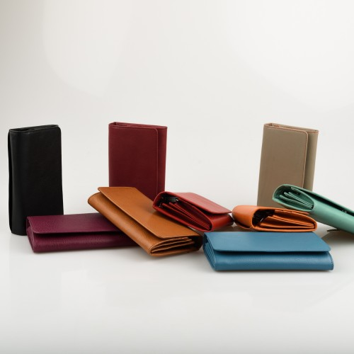 Restock  new colours: luxury ladies wallet!