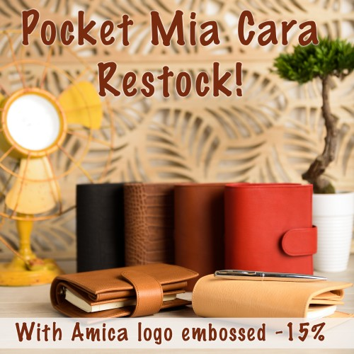 Restock: Pocket Mia Caras (Oops Edition - 15%)
