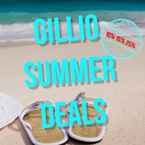 Summerdeal: Up to 25% discount!