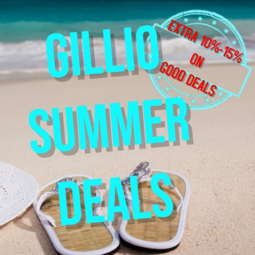 Summerdeal: Up to 15% extra discount on Good Deals!