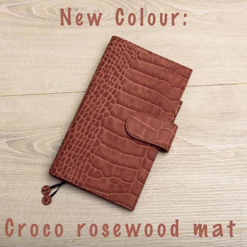 New name: CROCO ROSEWOOD!