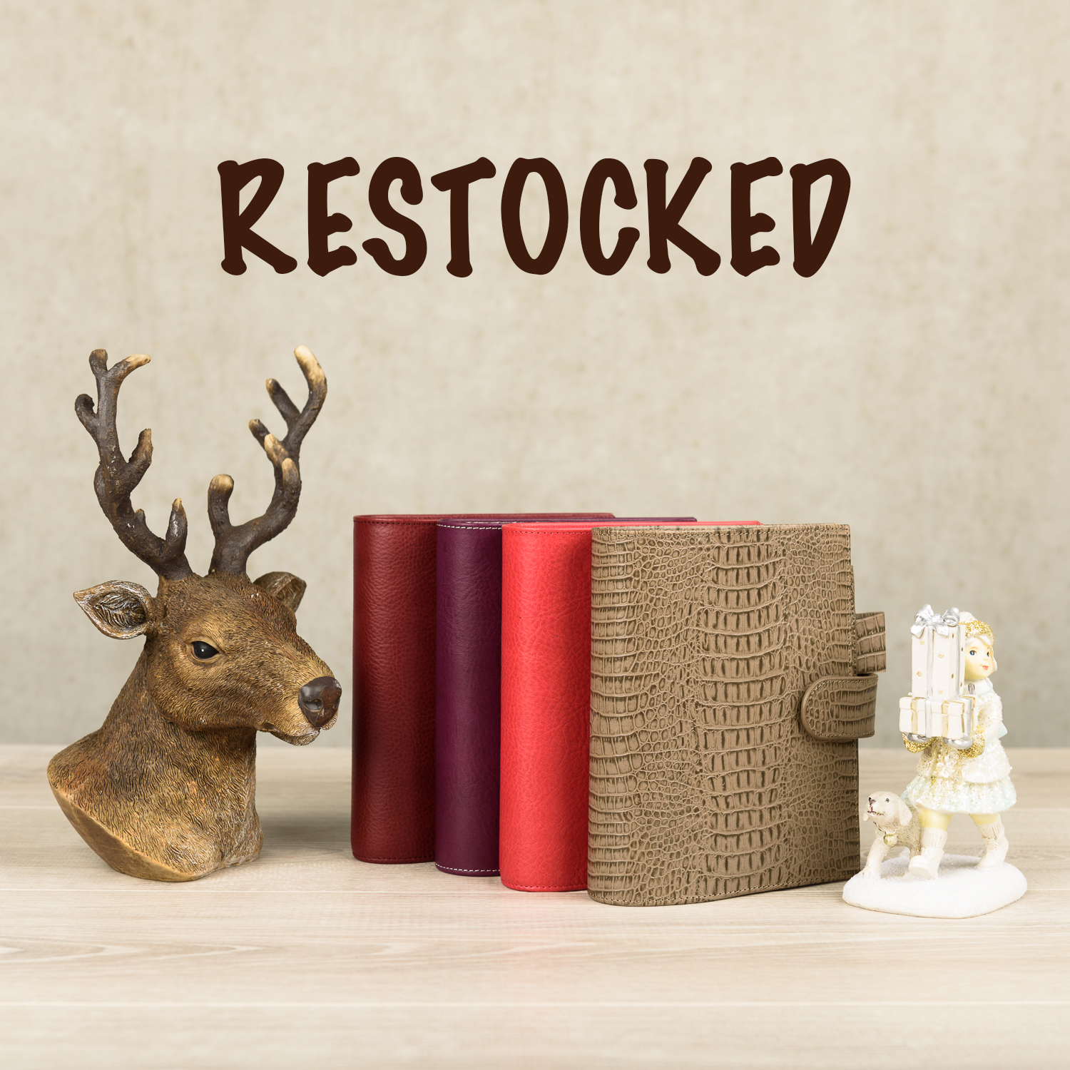 A6 Compagna: restock & new releases!