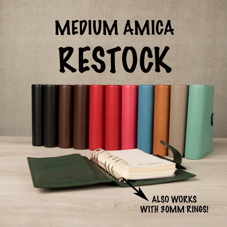 Restock: medium Amicas!