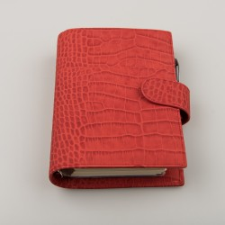 460 - CROCO RED MAT
