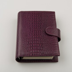 833 - CROCO EYE PURPLE