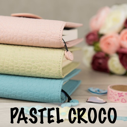 PASTEL CROCO: 24 new planners!