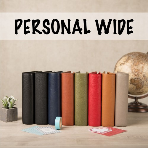 Personal Wide: restock + new colours!
