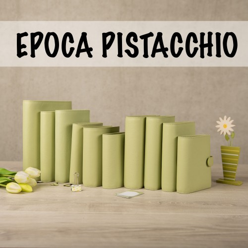 NEW COLOUR: Pistacchio Epoca!