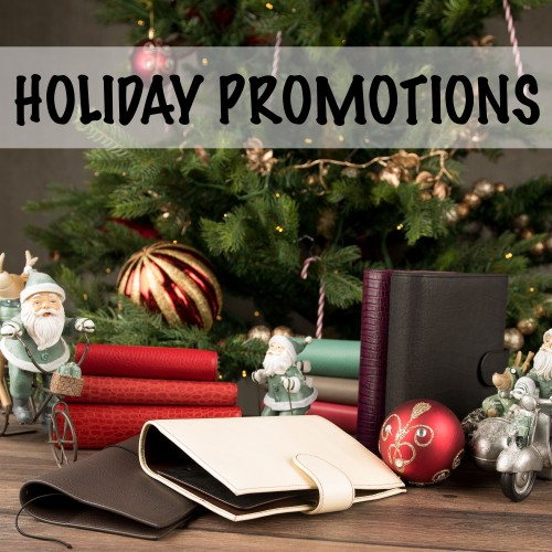 2020 HOLIDAY PROMOTIONS - WEEK 1